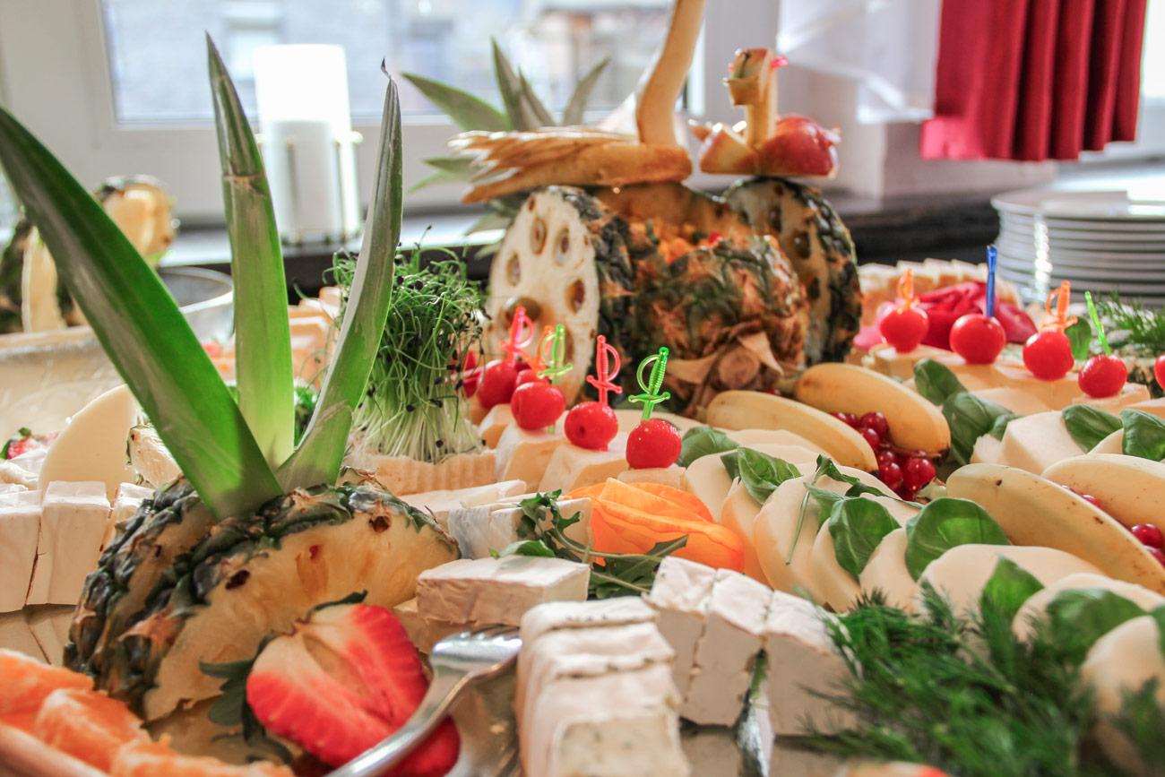 Balkan Restaurant am Markt in Goch-Buffet-5